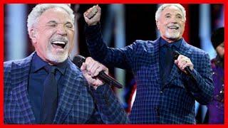 Tom Jones health UPDATE: Singer admits