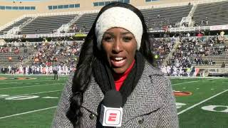 RENEE WASHINGTON: ESPN, Fox Sports, and Philadelphia Union Reel - Feb. 2021