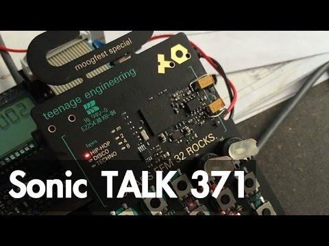 Sonic TALK 371 - Dirt Cheap Drums