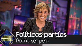 Desde Mariano Rajoy a Rodrigo Girauta: la lista de políticos con el 'corazón partío' - El Hormiguero