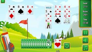 Game Golf Solitaire Pro