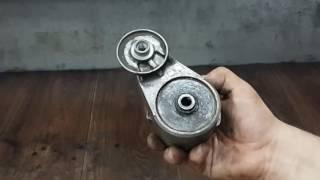 Ремонт натяжителя приводного ремня