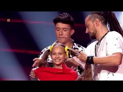 "The Voice Kids - Gabi Borys - ""Shake It Off"""