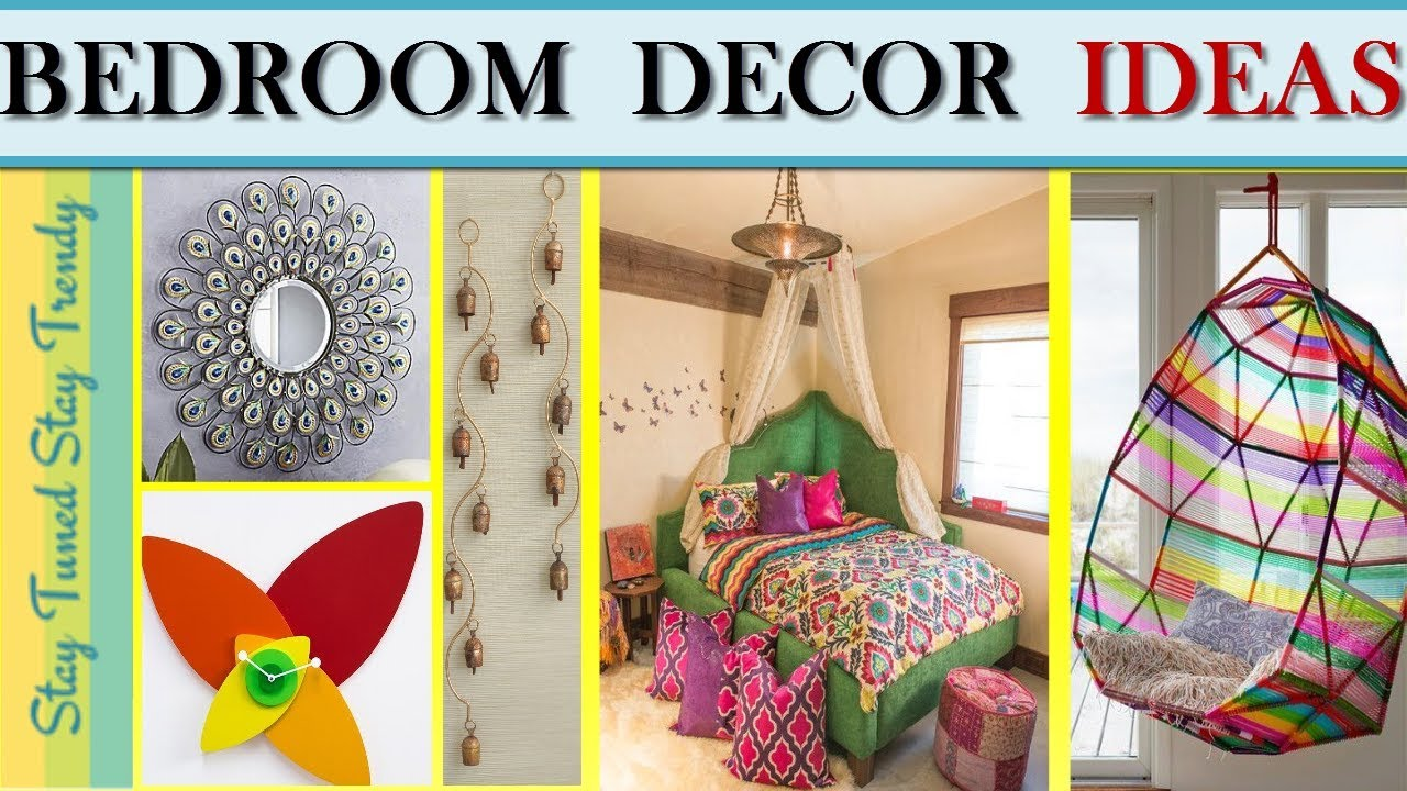 Home Decorating Ideas Indian Style Bedroom How To Decorate Small Apartment Stay Tuned Stay Trendy Youtube