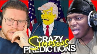 Simpsons Predictions That Came True