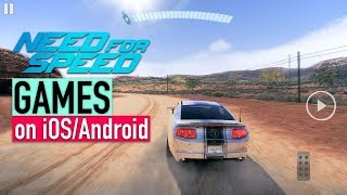 HISTORY OF EVERY NEED FOR SPEED ON MOBILE (iOS/Android)