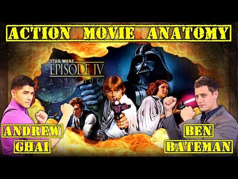Star Wars Episode Iv A New Hope 1977 Review Action Movie Anatomy Youtube