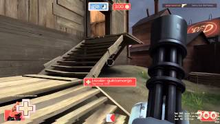 TF2 Steam beta linux gameplay