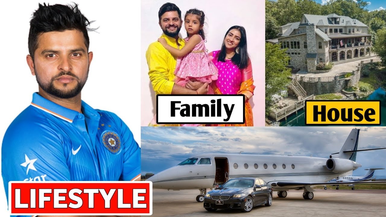 Suresh Raina Lifestyle 2020, Income, House, Wife, Daughter, Son, Cars, Family, Biography & Net Worth