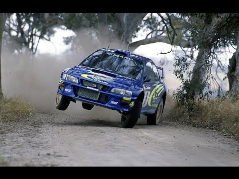 [WRC] Subaru Impreza Wrc 1998' compilation Mcrae / Burns Pure Sound HD