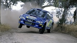 [WRC] Subaru Impreza Wrc 1998' compilation Mcrae / Burns Pure Sound HD