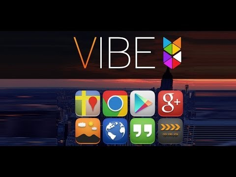Vibe - Icon Pack v2.3.5 - App