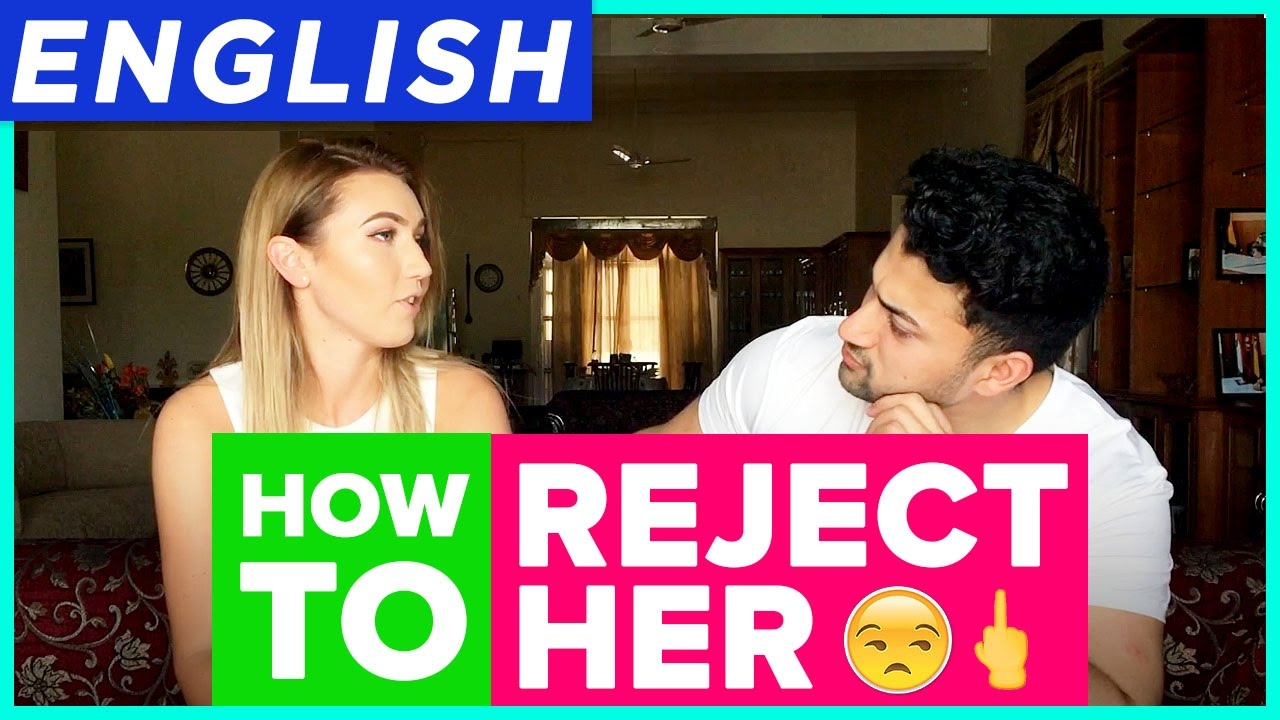 How to refuse a man 14