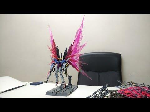 Building : MG Destiny ZGMF-X42S by Dragon Momoko