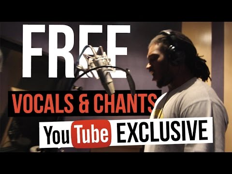 190+ Free Vocal Phrase & Chant Samples [FREE DOWNLOAD]