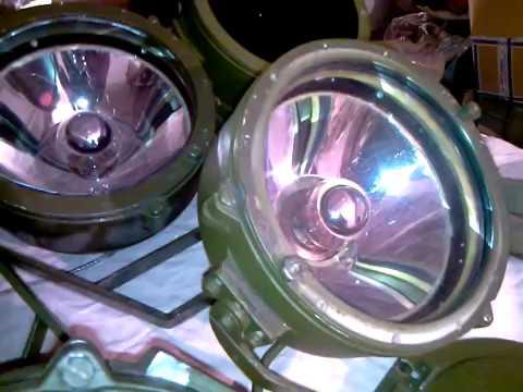 ОУ-3Г прожектор Луна