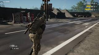 Ghost Recon Breakpoint - Multiplayer Coop: Loot Achab Hill Grabage Dump For Purple Weapons (2019)