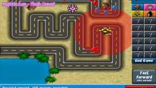 Bloons Tower Defense 4 - Play Fun Games