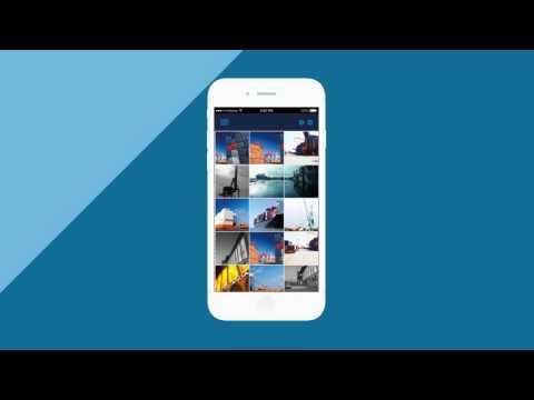 Porto de Luanda - Website e App