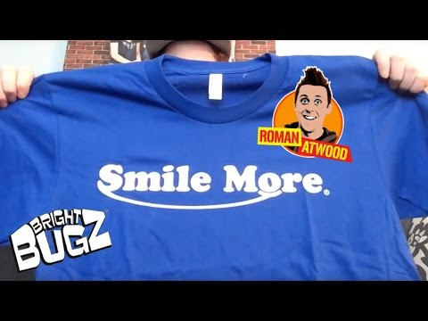 Thumbnail: SMILE MORE UNBOXING!!