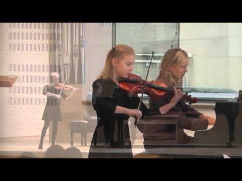 Anna Maria Hübner  (Jugend Musiziert 2016)