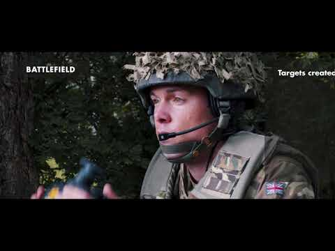 SquadNet Soldier Radio