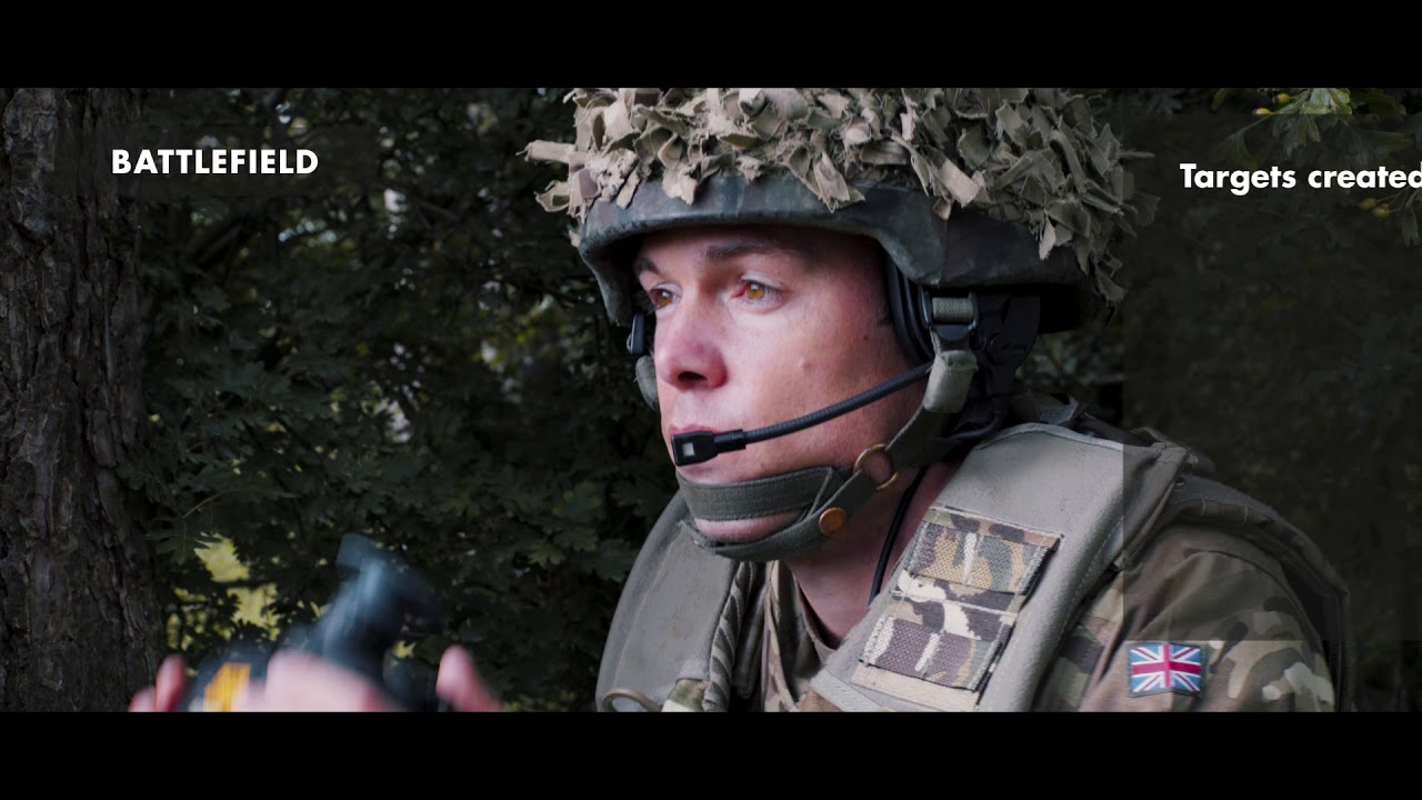 SquadNet Soldier Radio   Thales Group