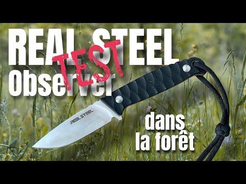 """Promenons nous dans les bois avec le Real Steel """"Observer"""""""
