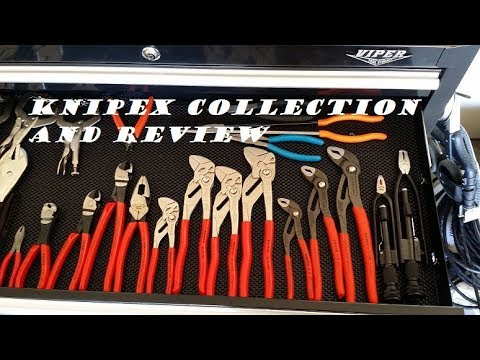 Tool Talk Ep. 14 My Knipex Plier Collection And Review