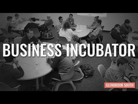 Business Incubator at Glenbrook South High School