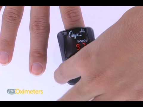 just-oximeters:-nonin-onyx-ii-pulse-oximeter