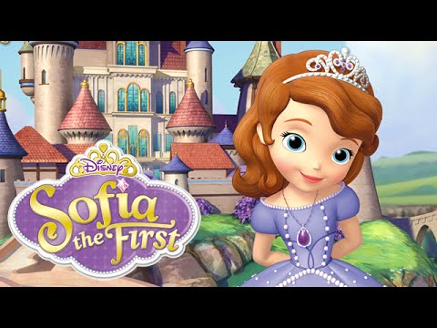 Sofia the First - Full Episode of Various Disney Junior Games in English - 2 Hour Walkthrough