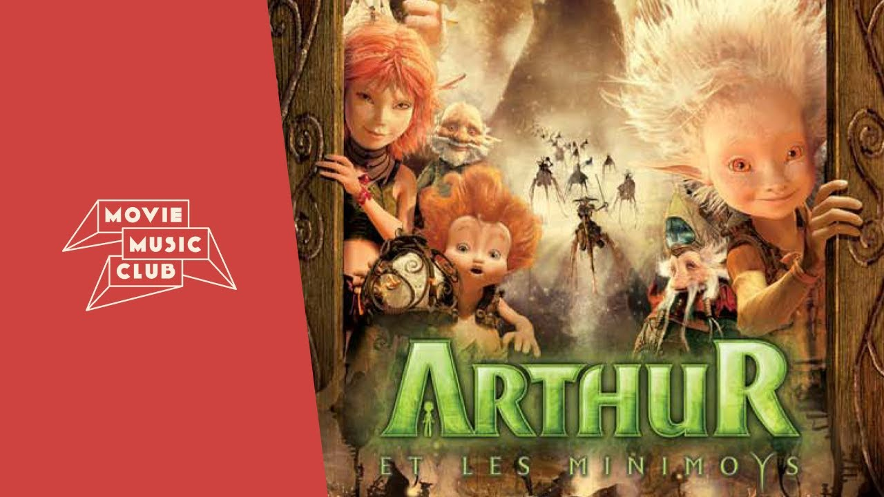 Eric Serra Evil Straws From Arthur Et Les Minimoys Ost Youtube