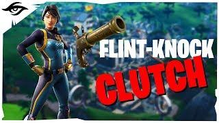 PRO GAMES Clutch Flint-Knock... or is it? // Secret Fuzzy | Fortnite
