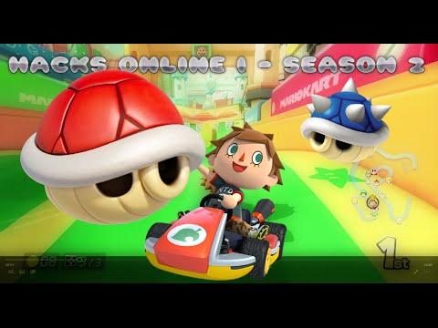 Mario Kart 8 Hacks - Online 1 (Season 2)