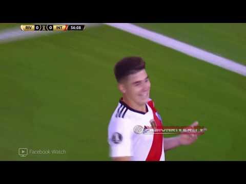 River Plate vs Internacional P.A (2-2) Copa Libertadores 2019 - Fase Grupos 6 - Resumen FULL HD