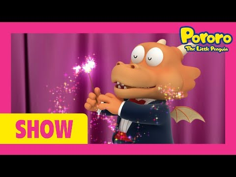 [Pororo english show] #12 It's white | Learn English | Learn colors | Kids Animation | Kids song
