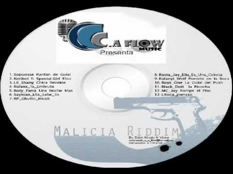 Malicia Riddim Mix by Eddy Musik