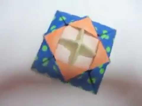 バラ 折り紙:折り紙 おもちゃ-youtube.com