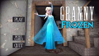 Granny is Elsa!