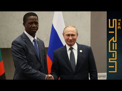 Why is Russia so interested in Africa? | The Stream