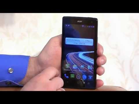 Acer Liquid - 04 Bedienung der Liquid Smartphones