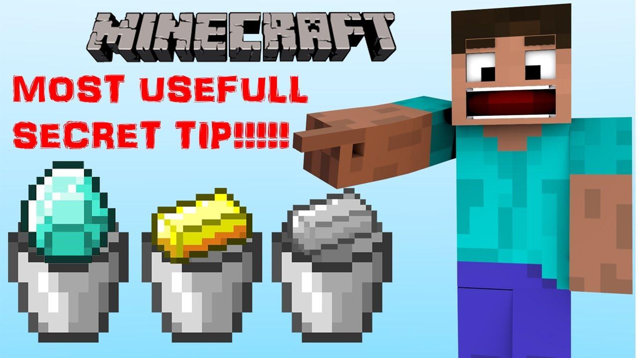Minecraft Survival Tips Tricks Tactics Secrets Gameplay