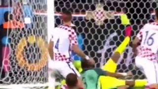 Хорватия Португалия 0 1 Футбол Евро 2016 Обзор матча 26 06 2016