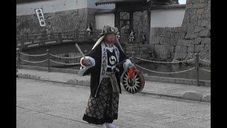 今年の大石内蔵助役は中村梅雀さんです 太鼓の力強い打ち出が 彼のまじ...