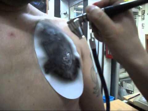 Tatuaje Tattoo Temporal Lima Peru Youtube