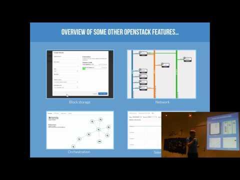 OpenStack: Cloud Computing for Humans par Cédric Soulas