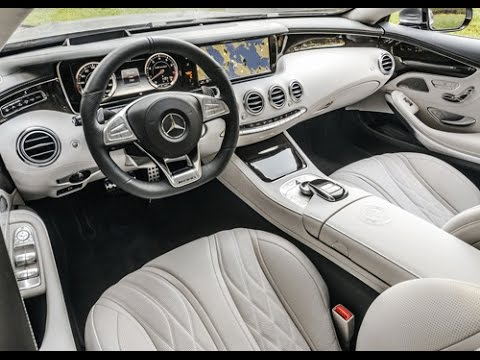 2016 Mercedes Benz S63 Amg Coupe Interior Exterior Full Review