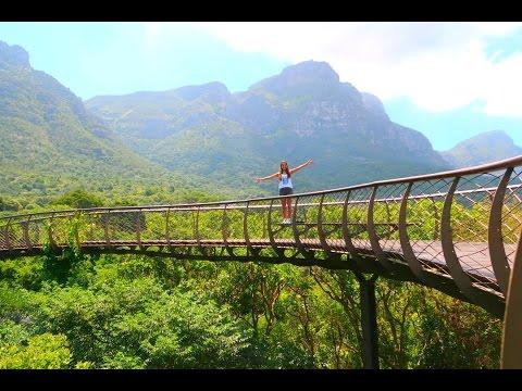 Best gardens in Cape Town | Kirstenbosch Botanical Gardens