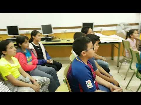 1r Día De Las Matemáticas En El IE Melchor De Jovellanos De Alhucemas (07/06/18): Charla Sobre Pi